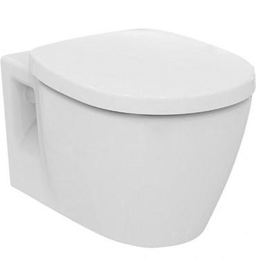 WC 'CONNECT ARC' - K C 001 WBUK céramique blanc revetu IdealPlus lxPxH - 360x540x340mm - suspendu