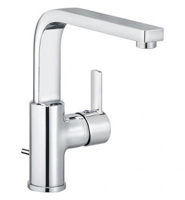 Mitigeur lavabo Zenta, orientable