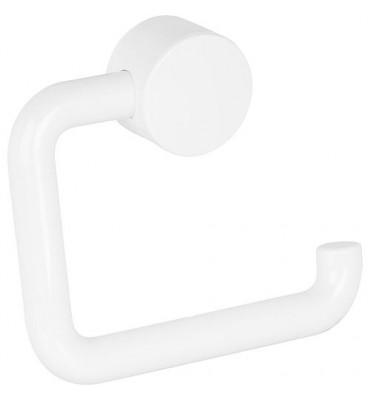 Derouleur de papier toilettes en nylon couleur : Blanc 19