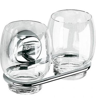 SAM bono Double porte verre sans verres clair
