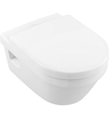 Pack Combi Architectura, Compact rond, sans bord de rinçage