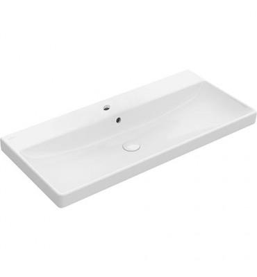 Meuble vasque V&B Avento 800x470x165, blanc