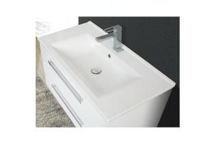 Kit de meubles EDIA serie MAB blanc mat